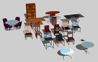 dxf dining chair