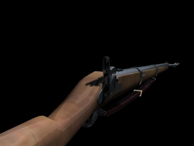 civil war rifle springfield 3ds