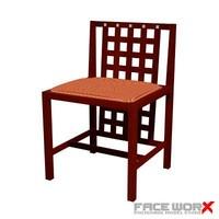 3ds max faceworx chair charles