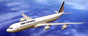 airbus a340 air france x free