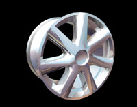 alloy wheel renault talisman 3d model