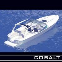 3d sea boats model