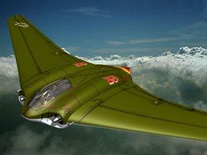 ww2 german 3d model