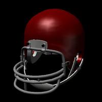 3d helmet w3d model