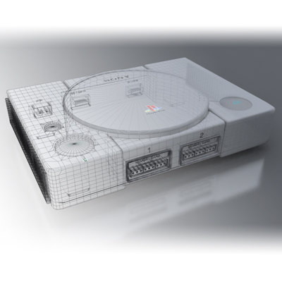 sony playstation 3d max