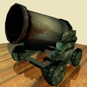 free max model cannon