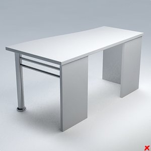 free 3ds mode desk office