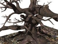 lwo dead tree