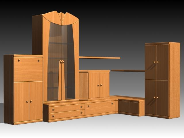 maya furniture cabinet wardrobe