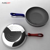 3d model cookware mikya