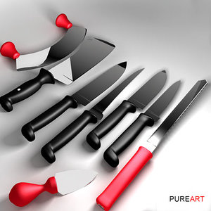 cookware knifes max