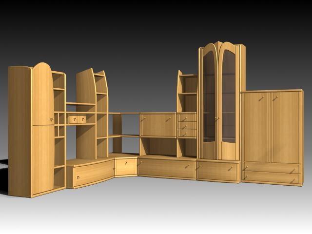 3d cabinet wardrobe