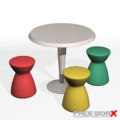 max table occasional