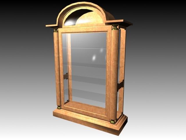 furniture cabinet wardrobe 3d max