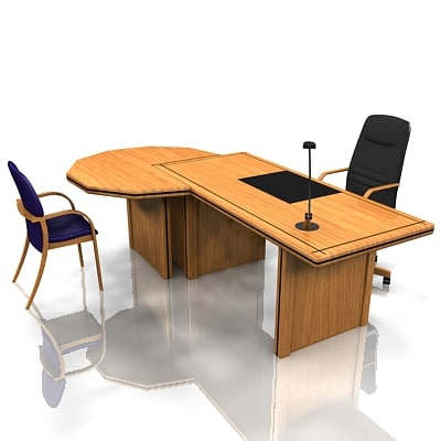 3d directors desk chairs