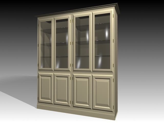 maya furniture cabinet