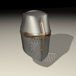 maya crusader helmet