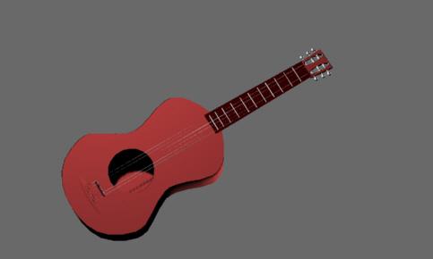 free obj mode guitar instrument