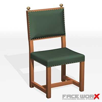 maya chair military style