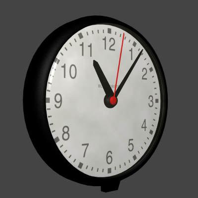 clock lwo
