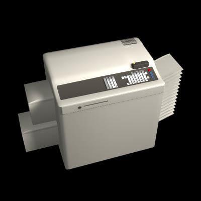 3d model copy machine