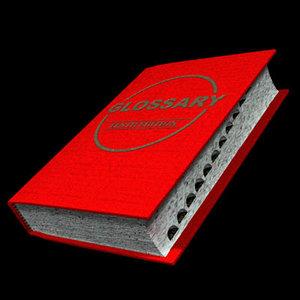 3d model dictionary