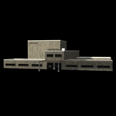 school building lwo