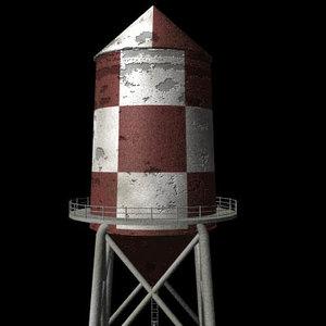 lwo water tower