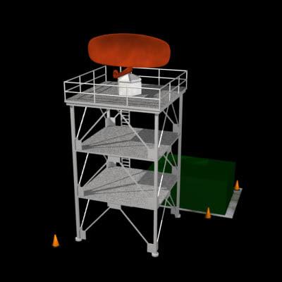 radar 3d lwo