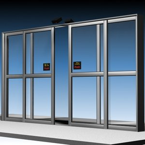 automatic doors commercial max