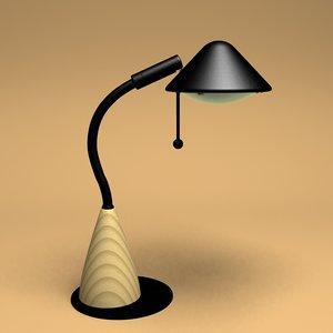 lightwave res table lamp