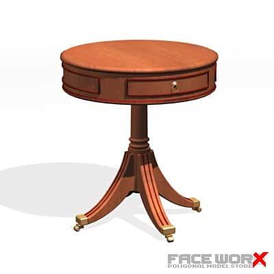 table drum max
