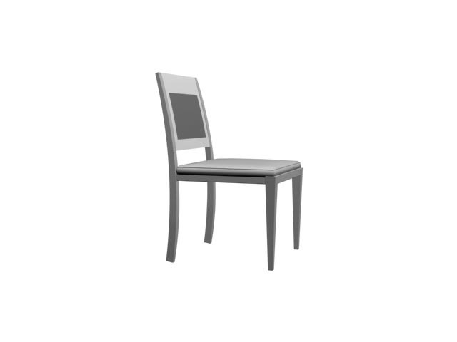 max wood dining chair