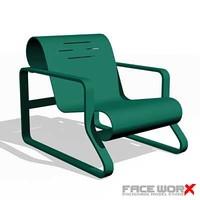 faceworx armchair max