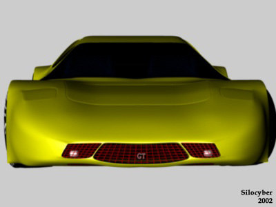 original gt 3d model