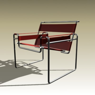 marcel breuer wassily chair max