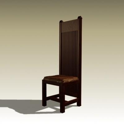 maya frank chair 1