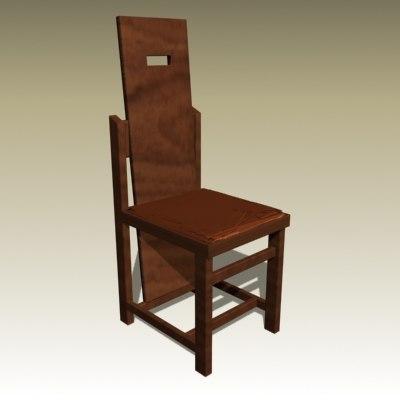 frank chair max