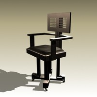 max frank office chair