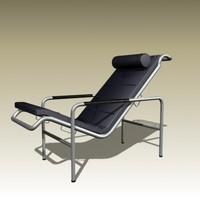 3d model gabriele chair