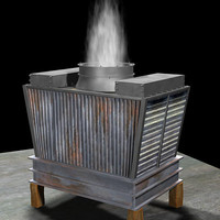 cooling tower-3ds.zip
