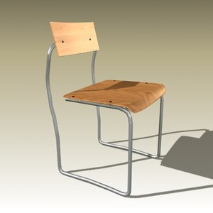 3d guiseppe chair model
