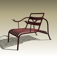 jasper chair 3d max