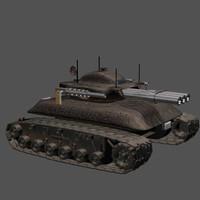 dxf tank