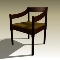 max vico armchair