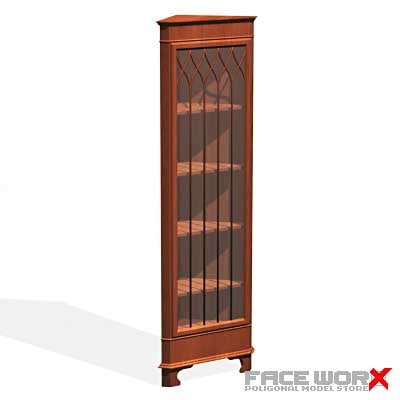 3ds max shelf corner