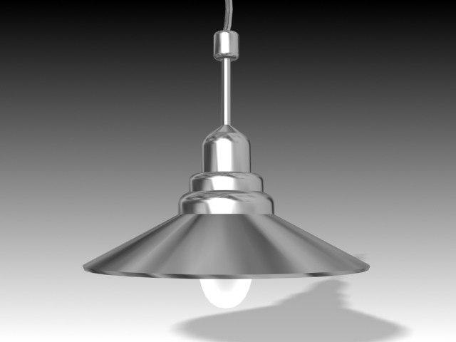 3d model of lamps
