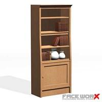 Bookcase021_max.ZIP