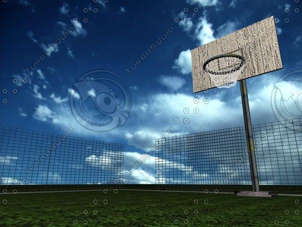 basketball backboard studio 3 max