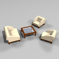 3ds max design table